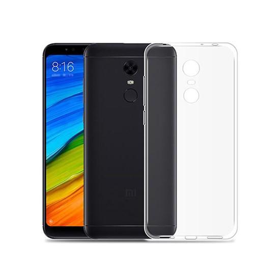 Изображение Hoco UltraSlim TPU Case Xiaomi Redmi 5 Plus transparent