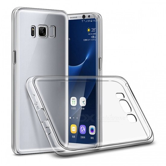 Изображение Hoco UltraSlim TPU Case Samsung G955 Galaxy S8+ transparent