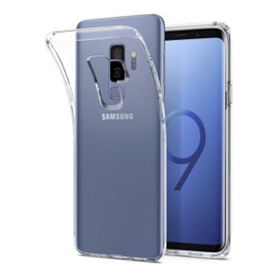Изображение Hoco UltraSlim TPU Case Samsung G965 Galaxy S9+ transparent