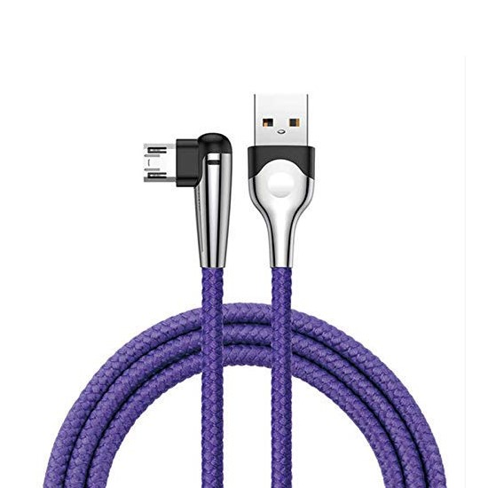 Baseus MVP Mobile game Cable USB For Micro 1.5A 2M CAMMVP-F03 blue