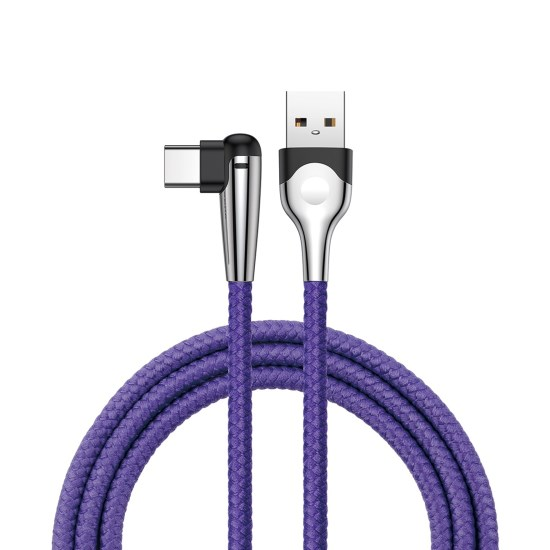 Baseus MVP Mobile Game USB Cable Type-C 3A 1m CATMVP-D03 blue