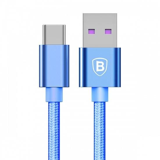 Baseus Speed QC Cable for Huawei Type-C CATKC-03 blue