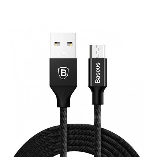 Изображение Baseus Yiven Cable Micro 1.5M CAMYW-B01 black