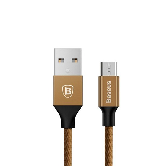 Baseus Yiven Cable Micro 1.5M Coffee CAMYW-B12 coffee