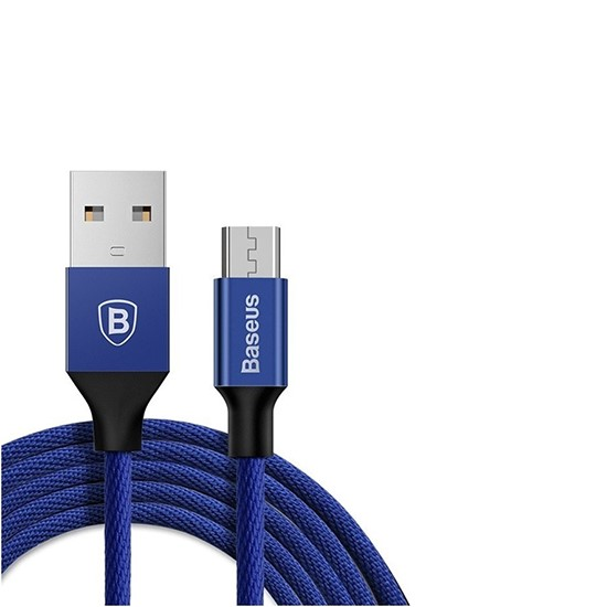 Baseus Yiven Cable Micro 1M CAMYW-A13 blue