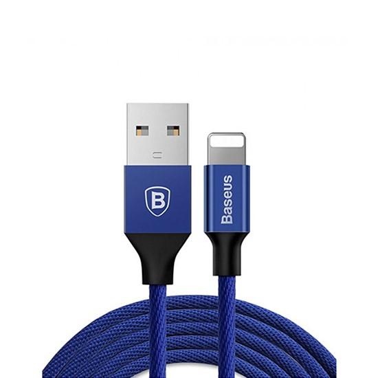 Изображение Baseus Yiven USB Cable Lightning 1.2m CALYW-13 blue