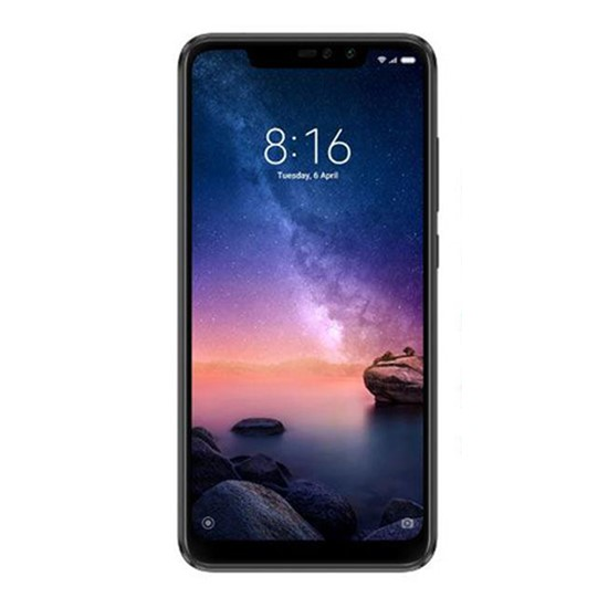 Xiaomi Redmi Note 6 Pro Global Version 3GB RAM 32GB black