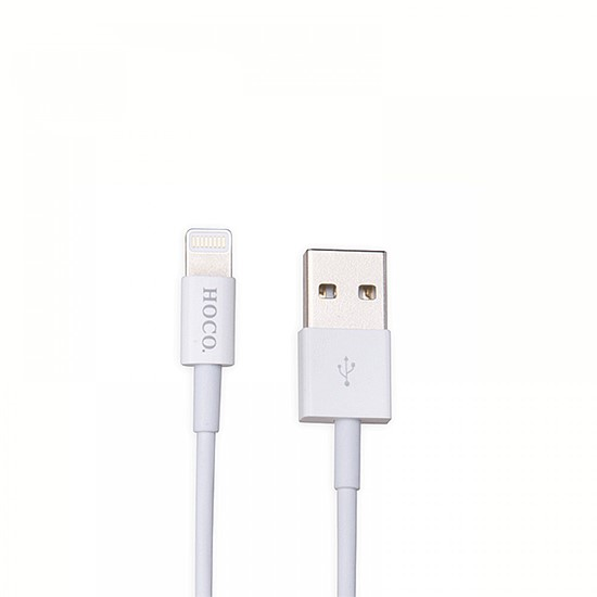 Hoco Cable Apple iPhone UPL02 white