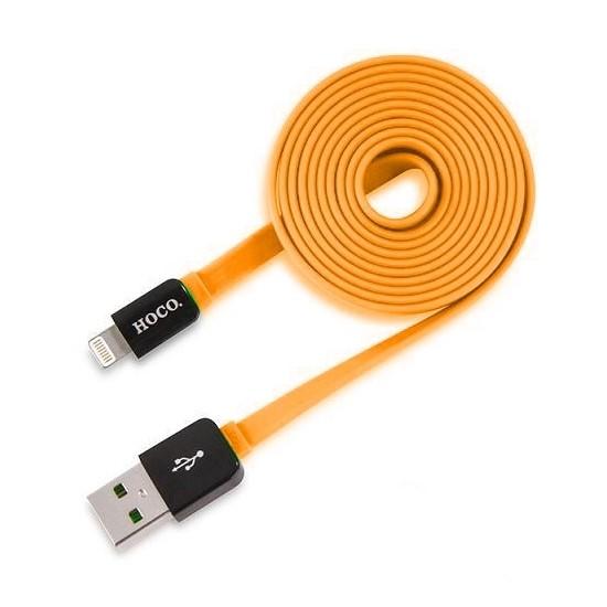 Изображение Hoco Color Cable Apple UPL04 orange
