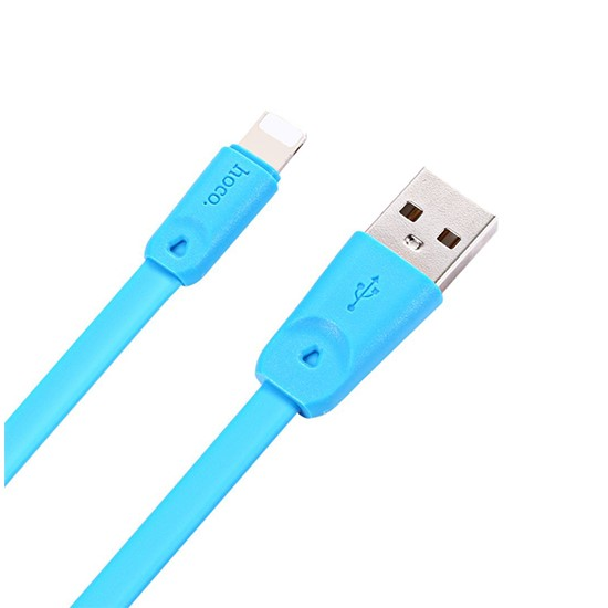 Hoco Rapid Cable X9 Lightning blue