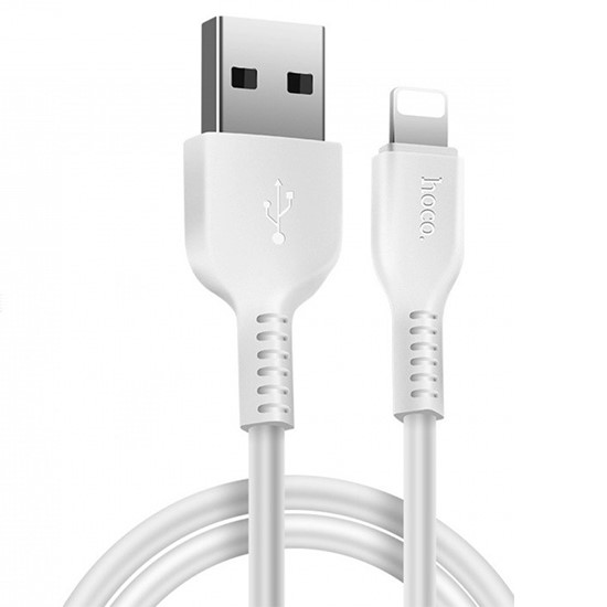 Hoco Rapid Charging Cable X1 Apple iPhone 6/7 2m white
