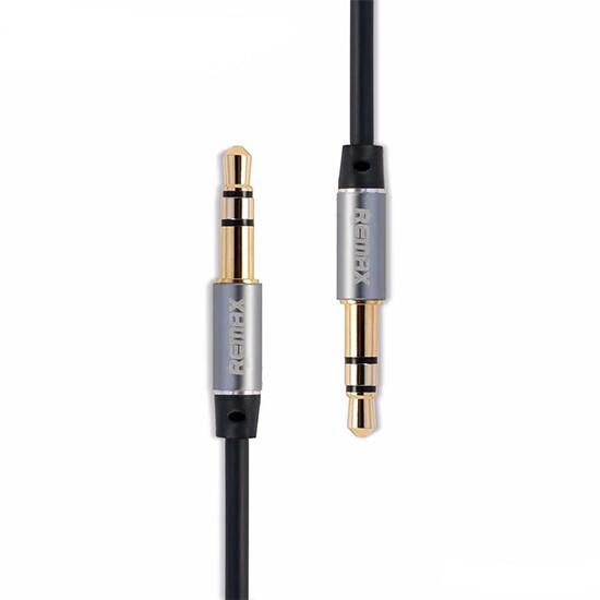 Remax 3.5 Aux Audio Cable 2000mm RL-L200 black
