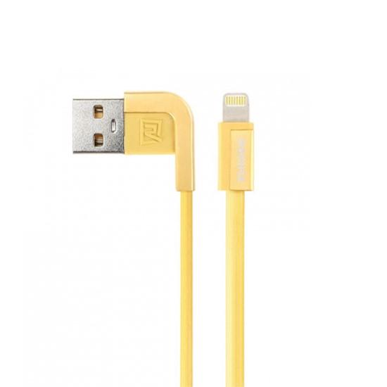 Изображение Remax Cheynn Data Cable Apple iPhone 6/7 RC-052i gold