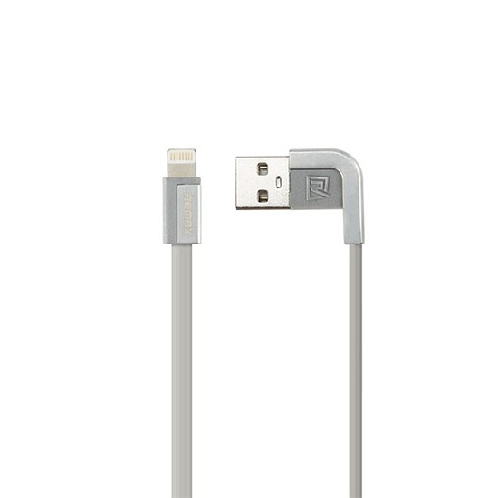 Remax Cheynn Data Cable Apple iPhone 6/7 RC-052i silver