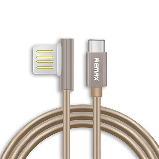 Изображение Remax Data Cable Emperor Type C RC-054a 1000mm gold