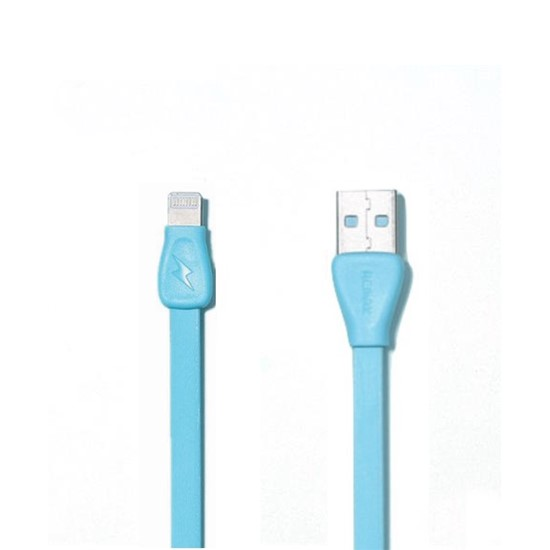 Изображение Remax Data Cable Martin Apple iPhone 6/6S RC-028i 1000mm blue