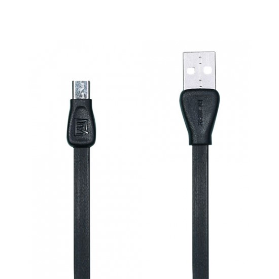 Remax Data Cable Martin Micro USB RC-028m 1000mm black