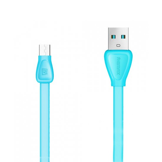 Remax Data Cable Martin Micro USB RC-028m 1000mm blue