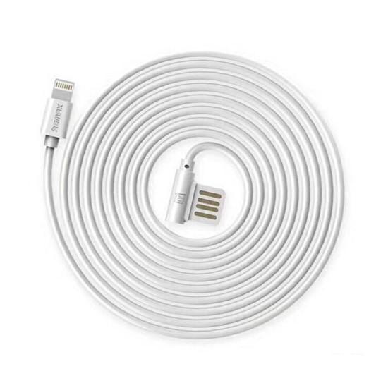 Изображение Remax Data Cable Rayen Lightning RC-075i white