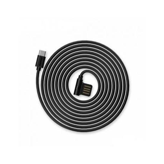 Изображение Remax Data Cable Rayen Type-c RC-075a black