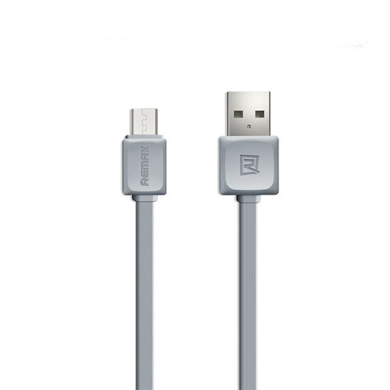 Изображение Remax Fast Series Data Cable Android 1000mm RC-008m grey