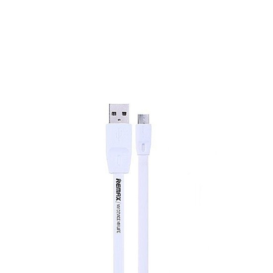 Изображение Remax Full Speed Series Cable Android 2000mm white
