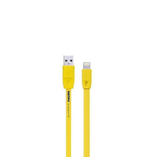 Изображение Remax Full Speed Series Cable Apple 1000mm yellow