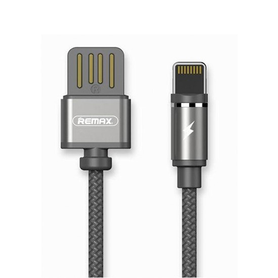 Remax Gravity series Data Cable RC-095i  for Lightning black