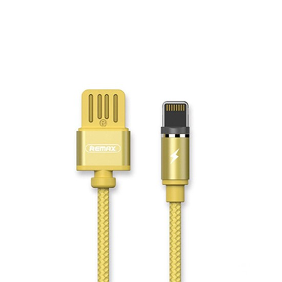 Remax Gravity series Data Cable RC-095i  for Lightning gold