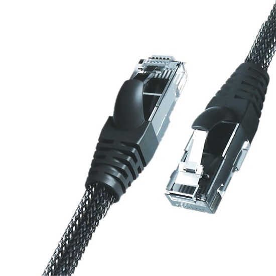 Remax High Speed Network Cable 5m RC-039W black