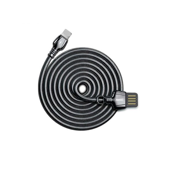 Remax King Data Cable For Lightning RC-063i black