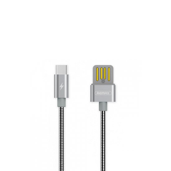 Remax Silver Serpent Series Cable Type-C RC-080a silver