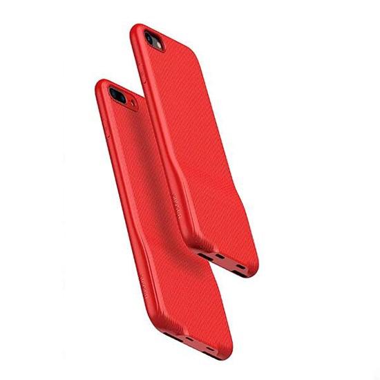 Baseus Audio Case Apple iPhone 7 Plus/8 Plus WIAPIPH8P-VI09 red