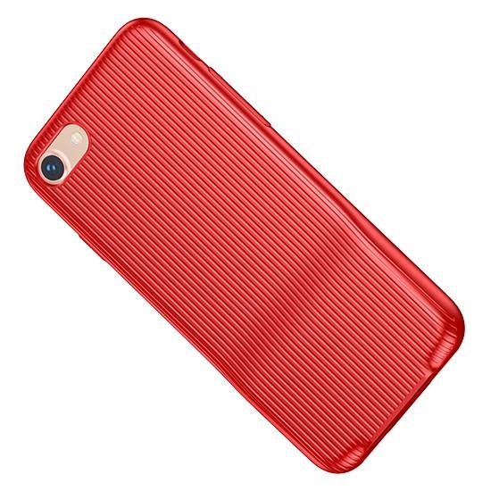 Изображение Baseus Audio Case Apple iPhone 7/8 WIAPIPH8N-VI09 red
