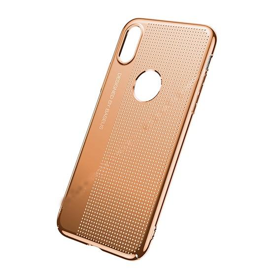 Baseus Bright Case Apple iPhone X WIAPIPHX-MX17 gold