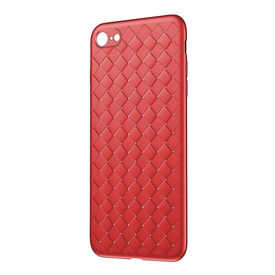 Baseus BV Weaving Case Apple iPhone 7/8 WIAPIPH8N-BV09 red
