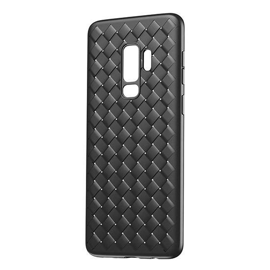 Изображение Baseus BV Weaving Case Samsug G965 Galaxy S9 Plus WISAS9P-BV01 black