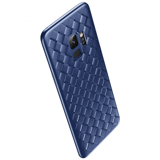 Baseus BV Weaving Case Samsug G965 Galaxy S9 Plus WISAS9P-BV15 blue