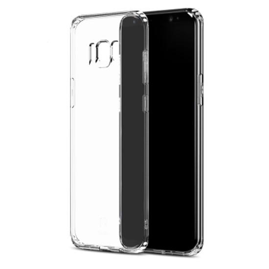 Baseus Clear TPU Case Simple Series Samsung G950 Galaxy S8 ARSAS8-02 transparent
