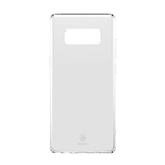 Изображение Baseus Clear TPU Case Simple Series Samsung N950 Galaxy Note 8 ARSANOTE8-02 transparent