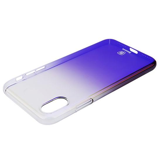 Baseus Glaze Case Apple iPhone X WIAPIPHX-GC01 black