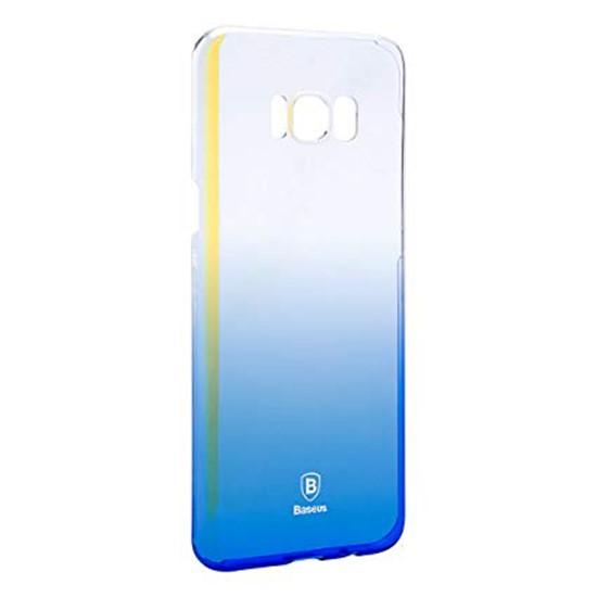 Baseus Glaze Case Samsung G955 Galaxy S8 Plus WISAS8P-RL03 blue