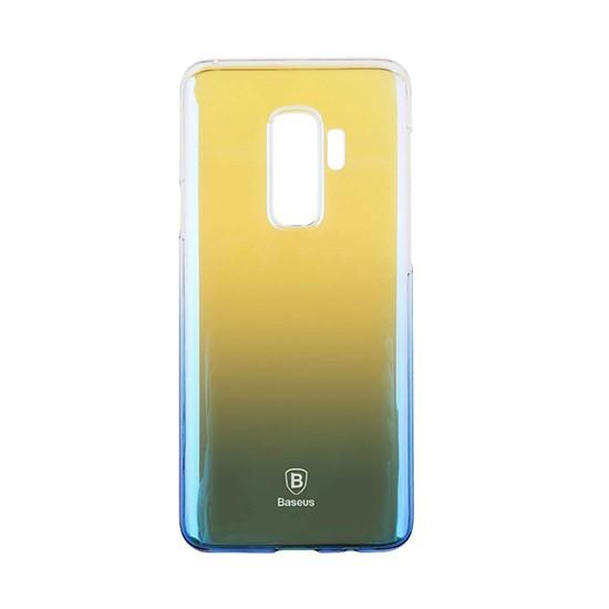 Baseus Glaze Case Samsung G960 Galaxy S9 WISAS9-GC03 blue