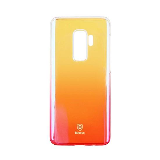 Baseus Glaze Case Samsung G960 Galaxy S9 WISAS9-GC04 pink
