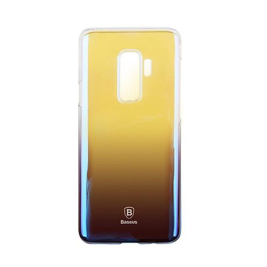 Baseus Glaze Case Samsung G965 Galaxy S9 Plus WISAS9P-GC01 black