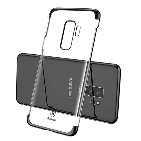 Baseus Glitter Case Samsug G965 Galaxy S9 Plus WISAS9P-DW01 black