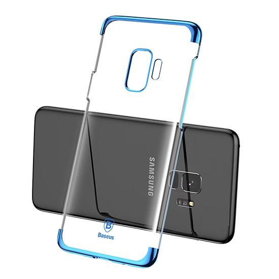Изображение Baseus Glitter Case Samsug G965 Galaxy S9 Plus WISAS9P-DW03 blue