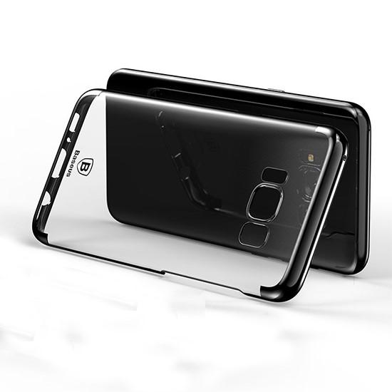 Изображение Baseus Glitter Case Samsung Galaxy S8 Plus WISAS8P-DW01 black