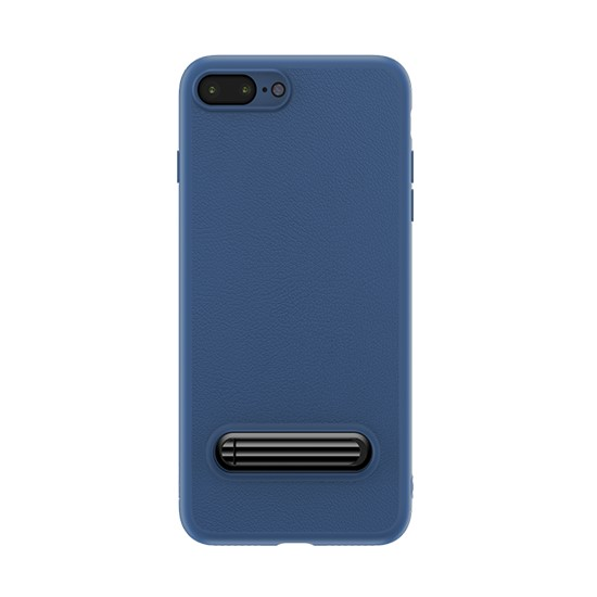 Изображение Baseus Happy Watching Supporting Case Apple iPhone 7/8 Plus WIAPIPH8P-LS15 blue