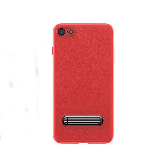 Baseus Happy Watching Supporting Case Apple iPhone 7/8 WIAPIPH8N-LS09 red